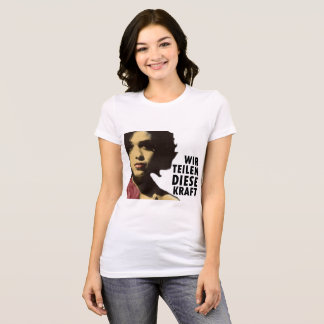 Simone: wir teilen diese kraft! T-Shirt
