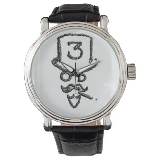 Simon's 3OD logo watch
