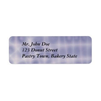 Simple Address Label
