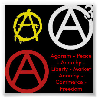 Simple Anarchy Poster