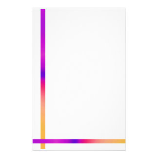Simple and Elegant Stationery Paper