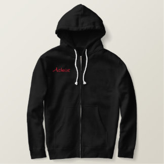 Simple Atheist Hoody