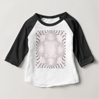 Simple Beautiful amazing soft white pattern design Baby T-Shirt