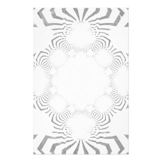 Simple Beautiful amazing soft white pattern design Stationery