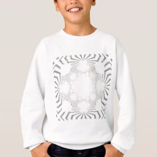 Simple Beautiful amazing soft white pattern design Sweatshirt