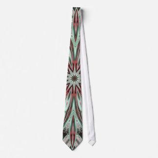Simple Beauty - Heart of Mandala - Tie