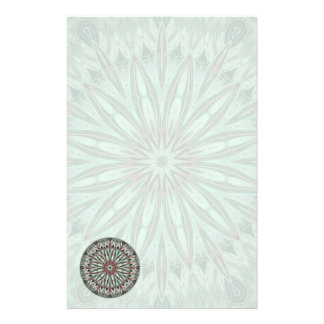 Simple Beauty Mandala - Stationery
