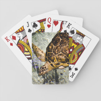 Simple Beauty Playing Cards
