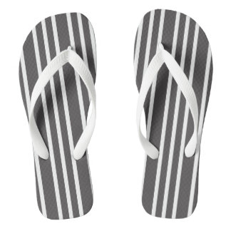 simple beauty stripes love fresh new style flip flops