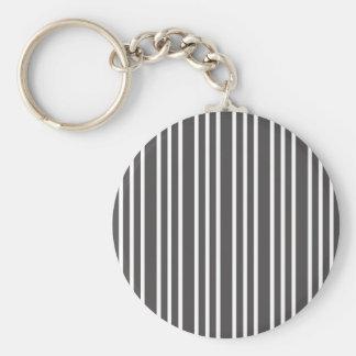 simple beauty stripes love fresh new style keychain