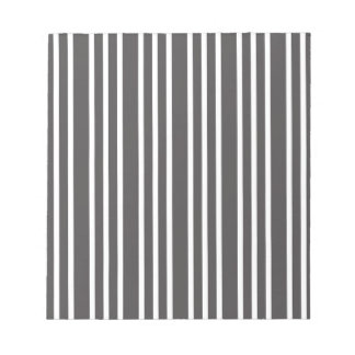 simple beauty stripes love fresh new style notepad