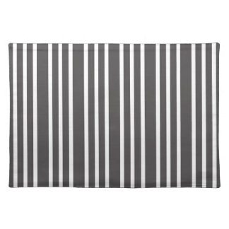 simple beauty stripes love fresh new style placemat