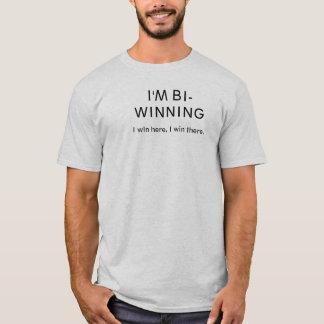 Simple BI-WINNING TSHIRT