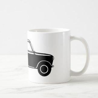 Simple Black Mini Coffee Mug