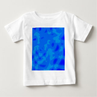 Simple blue baby T-Shirt
