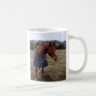 Simple Blue Blue Sea Mug