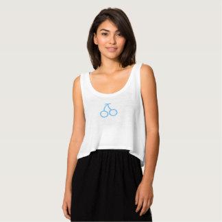 Simple Blue Cherries Icon Shirt