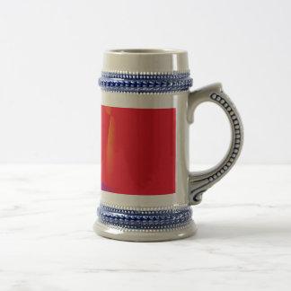 Simple Blue Moon Coffee Mug