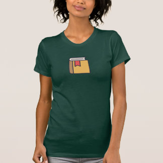 Simple Bookmark Icon Shirt