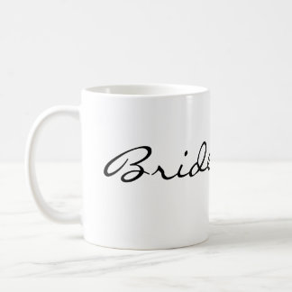 Simple Bridesmaid Mug