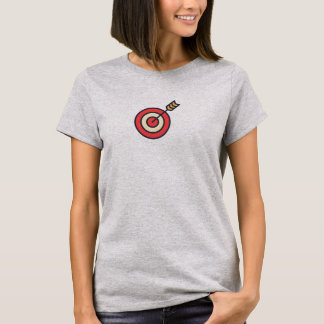 Simple Bullseye Icon Shirt
