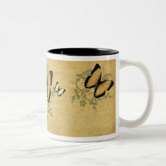 Simple Butterfly's Coffee Mug