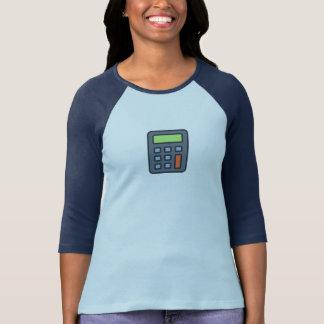 Simple Calculator Icon Shirt