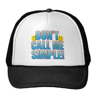 Simple Call Life B Trucker Hat