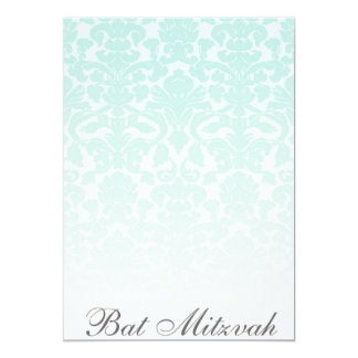 Simple Chic Bat Mitzvah Invitation