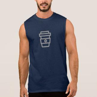 Simple Coffee Icon Shirt