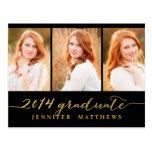 Simple Collage   Graduation Party Invitation