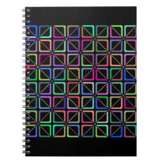 Simple   color Squares Notebooks