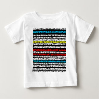 Simple colorful design baby T-Shirt