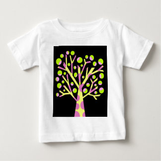 Simple colorful tree baby T-Shirt