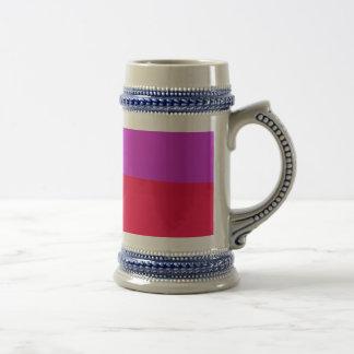 Simple Colors Abstract Art Coffee Mug