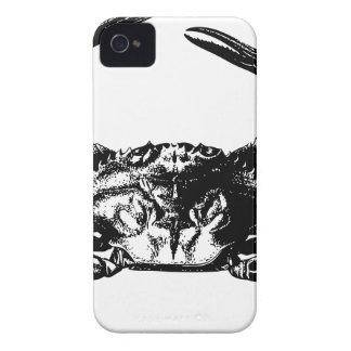 Simple Crab iPhone 4 Case