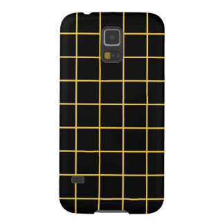 Simple design Plaid Square Pattern Samsung Galaxy Case For Galaxy S5