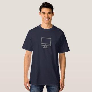 Simple Desktop Icon Shirt