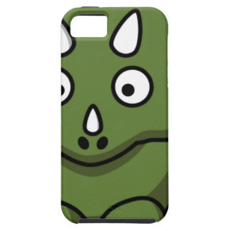 simple dino iPhone 5 cover