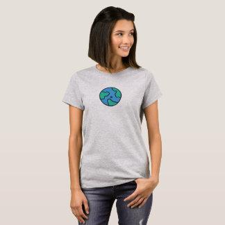 Simple Earth Icon Shirt
