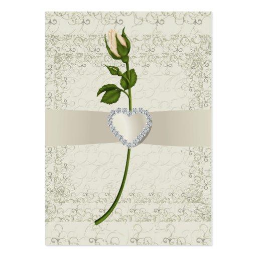 Simple Elegance - SRF Business Cards