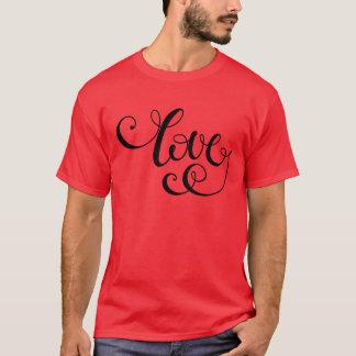 Simple Elegant Love T-Shirt