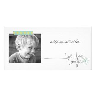 simple everyday Photocards Card