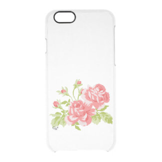 Simple Floral iPhone 6/6s Case