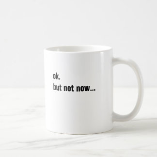 simple funny phrase coffee mug