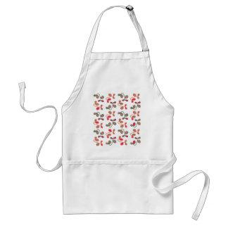 Simple garden standard apron