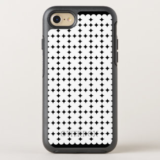 SIMPLE GEOMETRIC SHAPES PATTERN TEXTURE OtterBox SYMMETRY iPhone 8/7 CASE