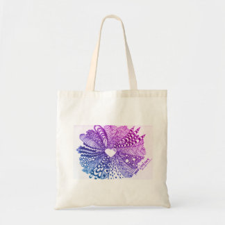 Simple Hand-Drawn Design to Reflect your Mood Tote Bag