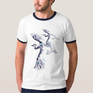 Simple Heron 2 T-Shirt