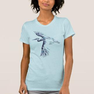 Simple Heron T-Shirt